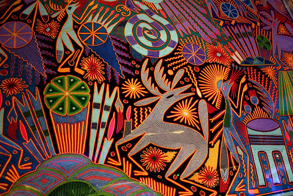 Festival Xaveri, Hilando Historias, Hilando Historias MX, música, CDMX, Huichol, Wixárika, arte huichol, arte, artesanía, artisan, Huichol art, Yawí, Superarte