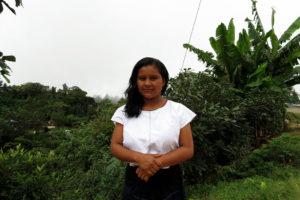 JUANA LÓPEZ. Artesana y estudiante de psicología de Santiago el Pinar