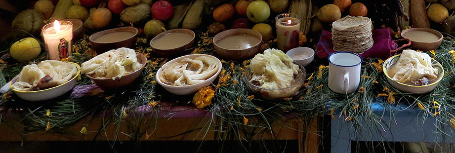 Día de Muertos en San Juan Chamula
