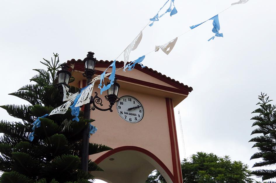 San Andrés Larráinzar, Chiapas