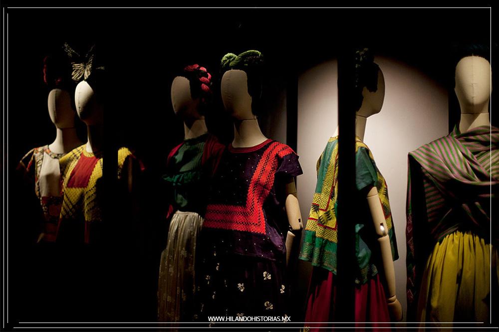 FRIDA KAHLO, una dulce armonía entre el pasado y el presente de nuestra cultura.