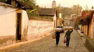 Malinalco, un pueblo mágico entre montañas.