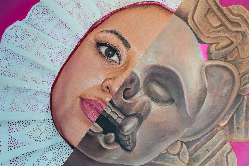 Irving Cano, artista, mural, graffiti