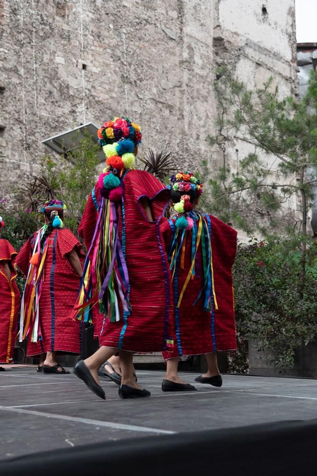 Arista Social, Primer Festival de Cultura Triqui en la CDMX