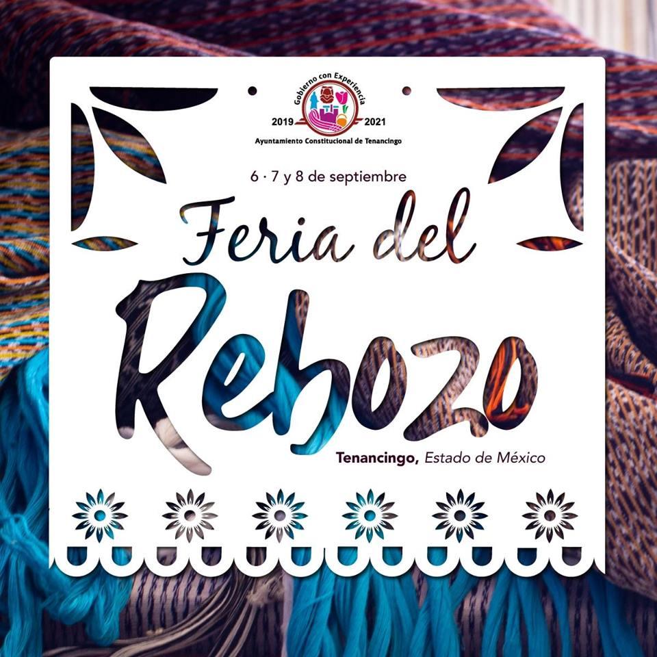 Feria del Rebozo 2019 tenancingo