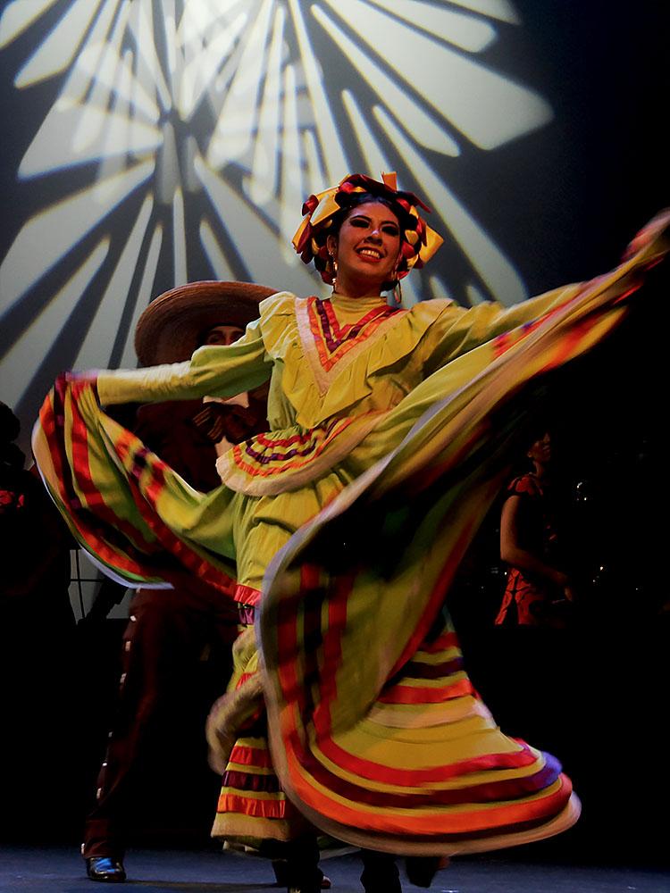 Danza Folklórika, Tec de Monterrey
