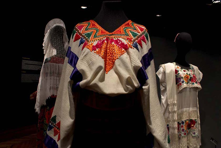 Museo Franz Mayer, Madame Rostan, textil mexicano