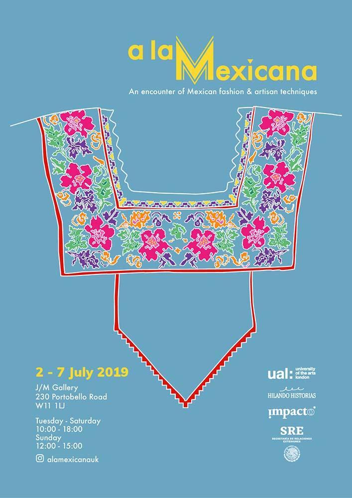 a la Mexicana, artesanía mexicana