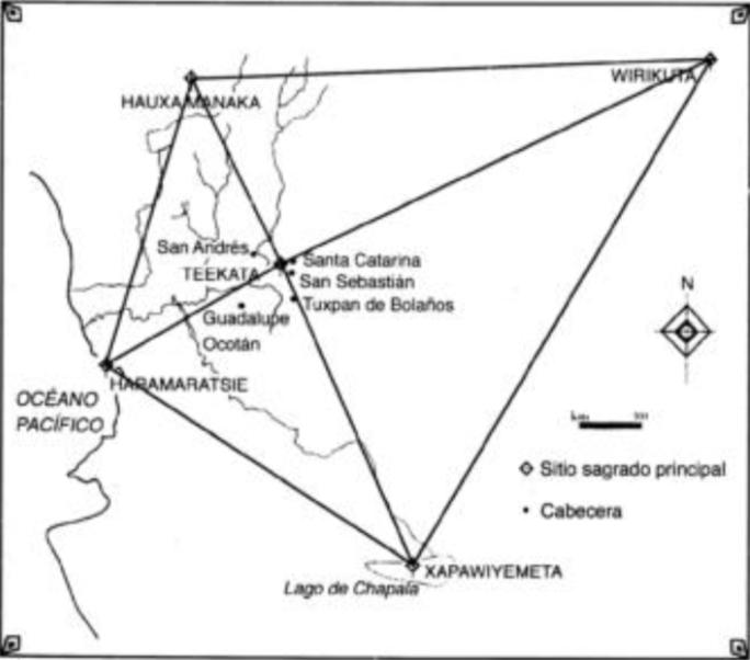 Huichol, Wixárika, Wirikuta