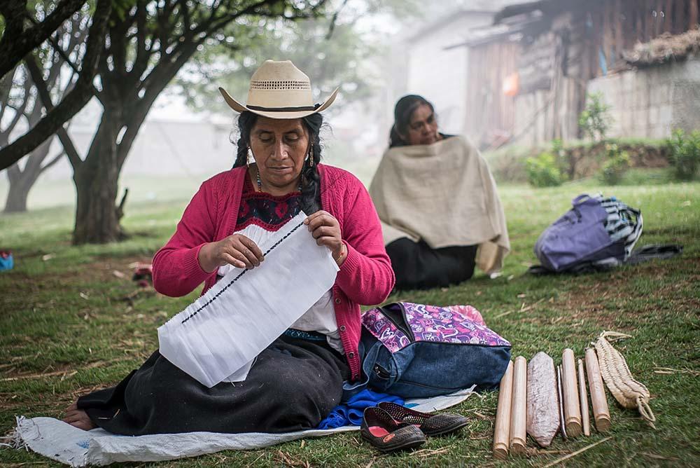 Fábrica Social, artesanía tradicional