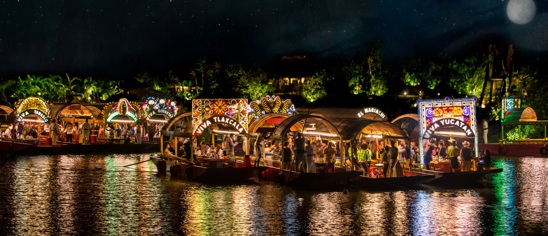 Festival ¡Viva México en Xochimilco!